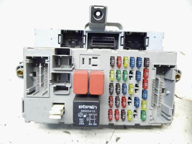 Fuse Box In Fiat Punto : Fiat punto fuse box £ picclick uk